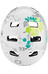UVEX kid 3 hjelm Børn hvid